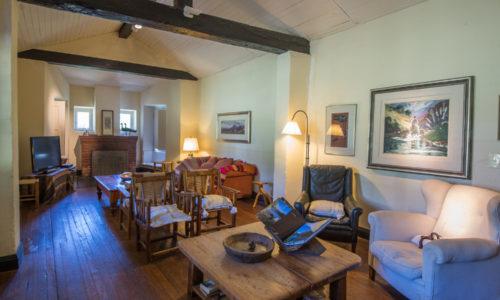 Dos Lunas Horse Riding Lodge, Estancia boutique en córdoba ongamira. Espacios comunes de la estancia